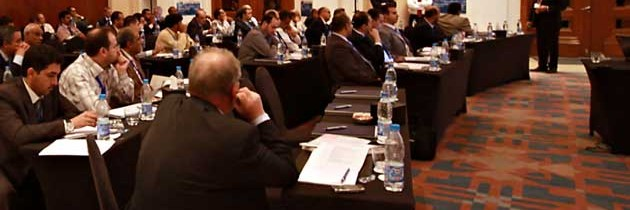 Collecting Industry Key Player to a Conference in Cairo